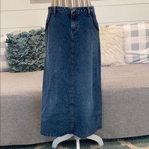 • CATO • Denim Skirt
